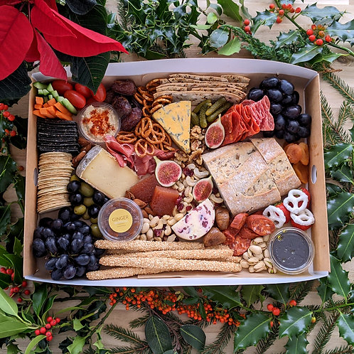 Christmas Grazing Box