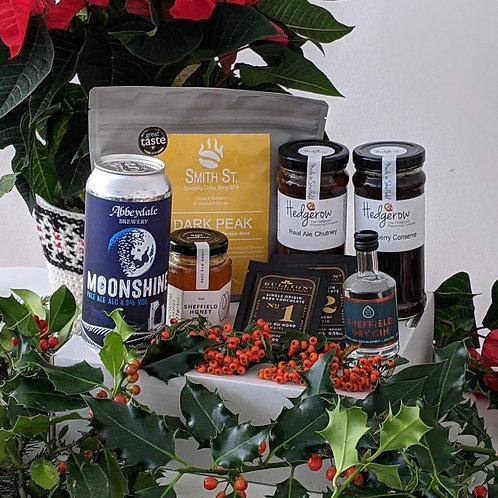 Sheffield Christmas Gift Box