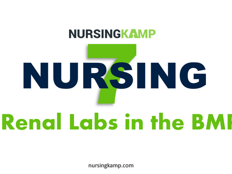 Nursing 7 - What you need to know!