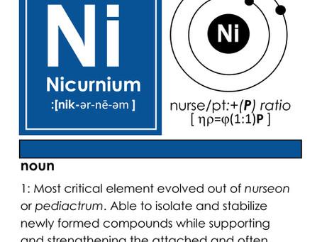 # 7 Nicurnium an Essential Nursing Element