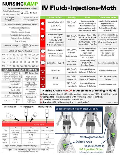 N2N IVF  PAGE 6 NURSING KAMP CLINICAL KA