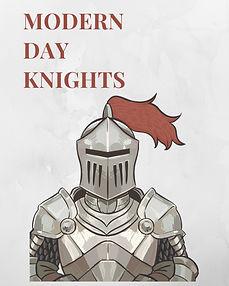 Copy of Copy of Modern Day Knights slide