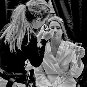 Hayley's Bridal Preparations