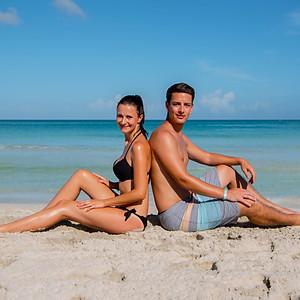 Couple photo shoot - Valadero, Cuba