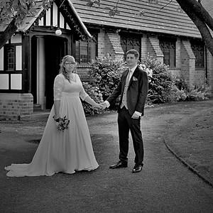 Amie & Michal's Wedding Day