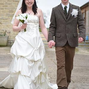 Rosie & Nathan Wedding Shoot