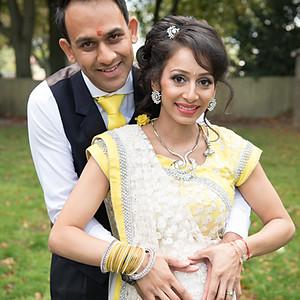 Nisha & Ajay's Baby Bump shoot