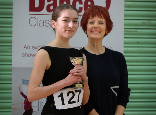 Southern Dance Class Awards - Sun 17 March