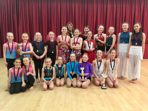 Choreography Awards and Mini's showcase - Saturday 9th March