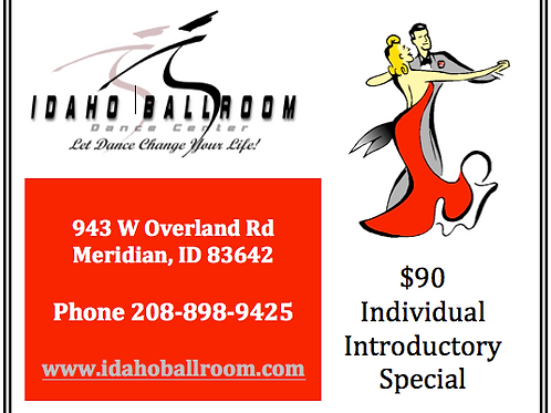 Individual $90 Introductory Special