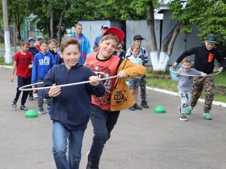 Спортивно-игровая программа «Спортландия»