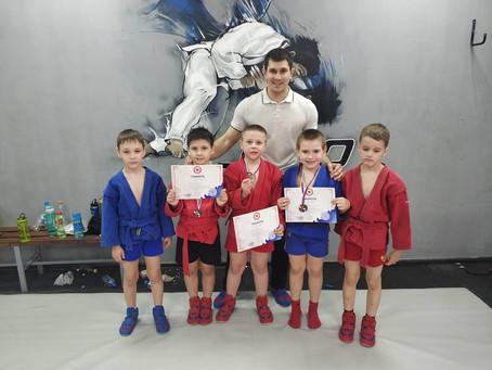 Открытый турнир «Школы самбо» посвященный «Дню защитника Отечества»