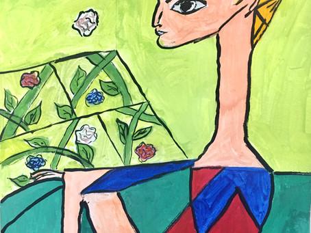 Проект # НАРИСУЙ САМ!          Пабло Руис-и-Пикассо