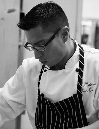 Private Chef - Indulge - Oscar Monterroso - Team New York & Miami