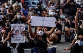 Vidas Negras Importam: ontem, hoje e sempre.