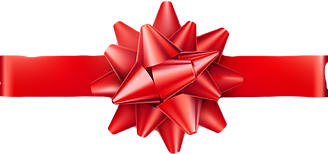 red-gift-bow-with-horizontal-ribbon-isol