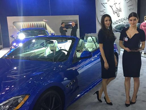 Maserati | Montreal Auto Show