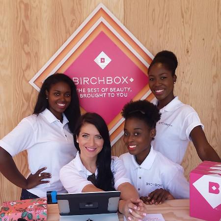 birchbox atlanta brand ambassadors