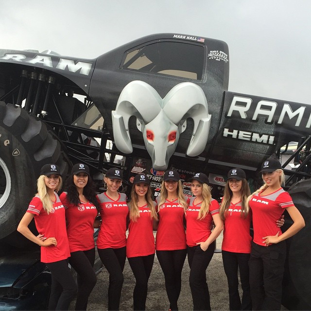ram trucks promotional models