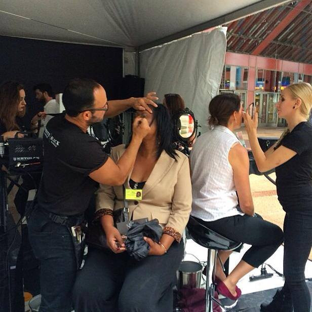chicago hair stylists and make-up artists