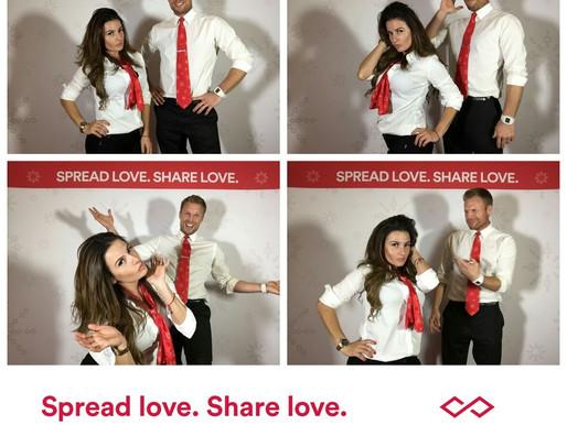 simon malls | spread love