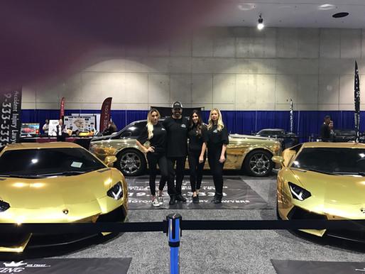 king aminpour car accident lawyer | san diego international auto show