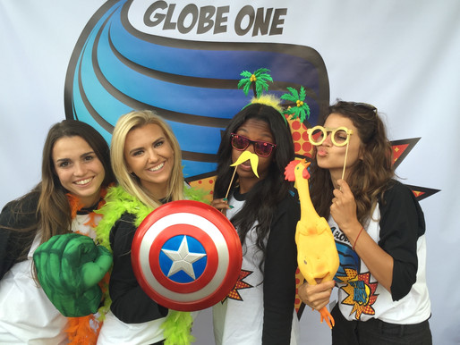 globeone | comic-con 2015