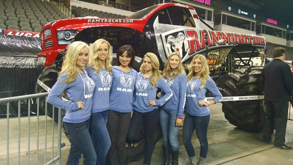 ram truck models