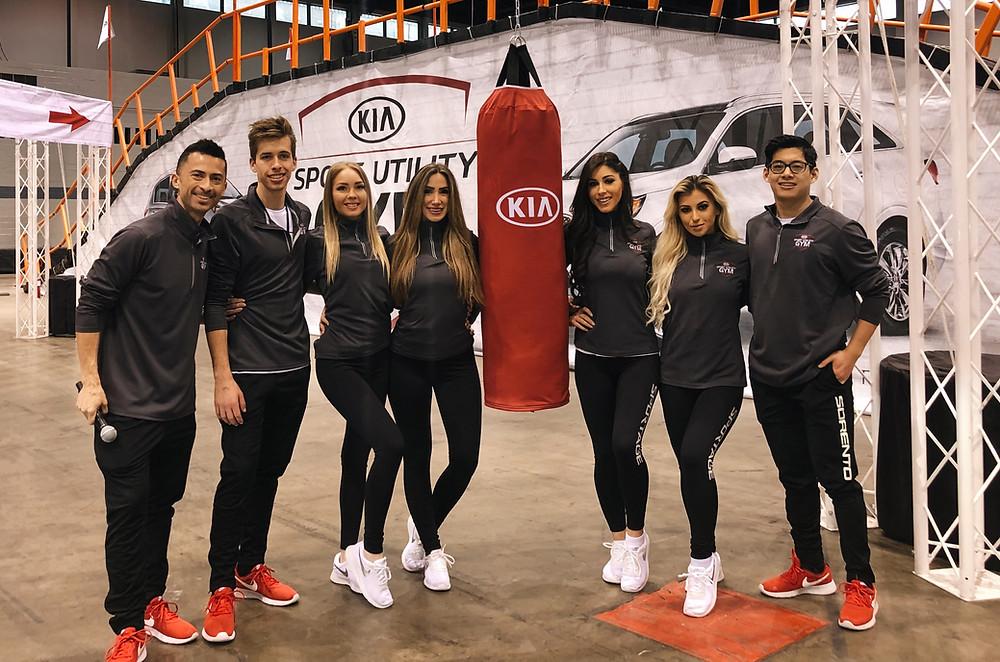 nationwide tour staffing, nationwide brand ambassadors, nationwide automotive talent