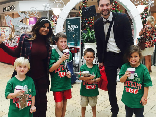 Westfield Shopping Centers | Merry Makers