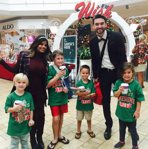 westfield merry makers, attract agency, nationwide promotional staffing