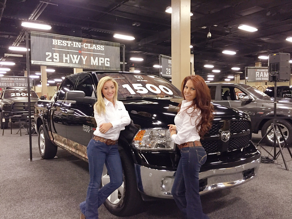 national wild turkey federation, nashville models, ram trucks