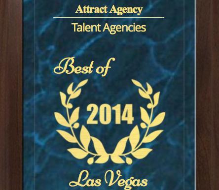 best businesses | 2014 talent agencies award