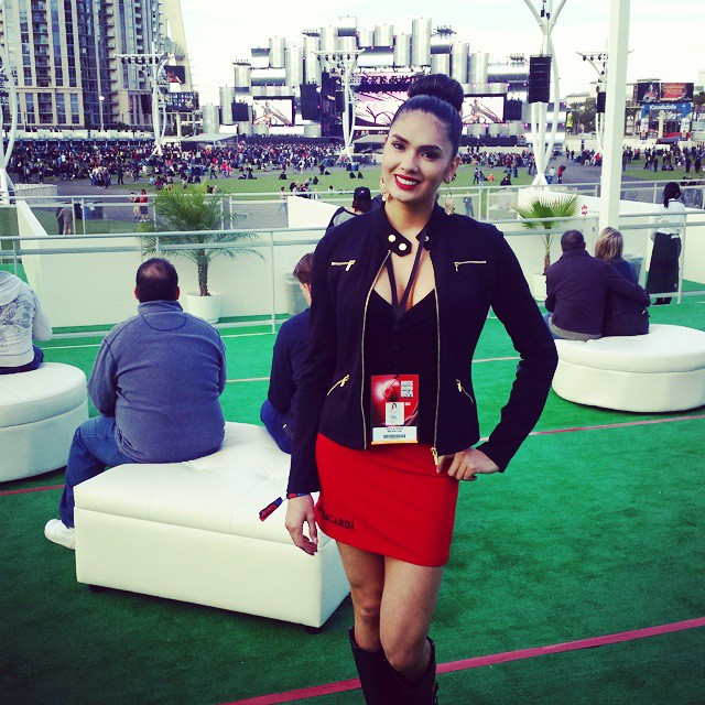 bacardi rock in rio model
