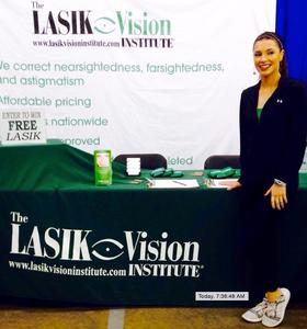 the lasik vision institute brand ambassadors