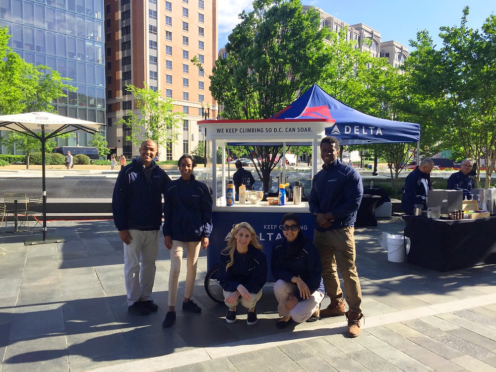 dc brand ambassadors, dc event staffing, dc promotional talent, attract agency
