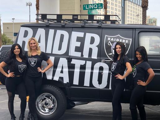 Stage Door Casino | Raiders Promotion
