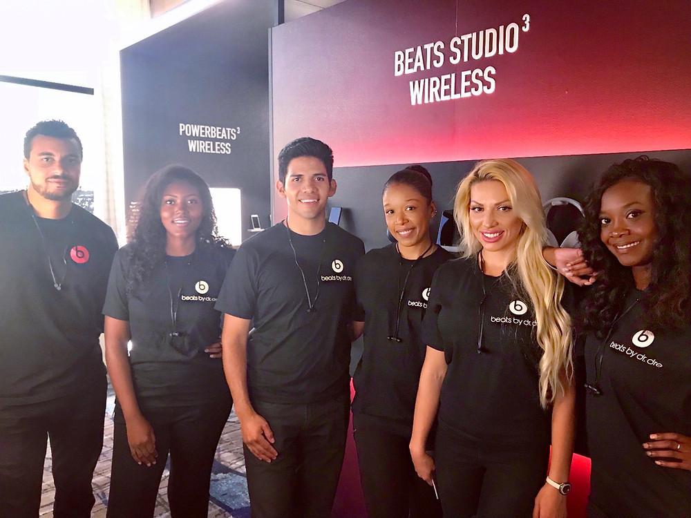 dallas brand ambassadors, Dallas product specialists, Dallas event staffing