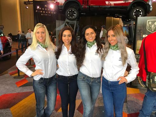 ram trucks   shot show 2017