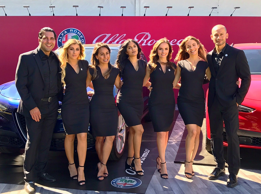 nationwide auto show talent agency, attract agency, nationwide event staffing, nationwide product specialists