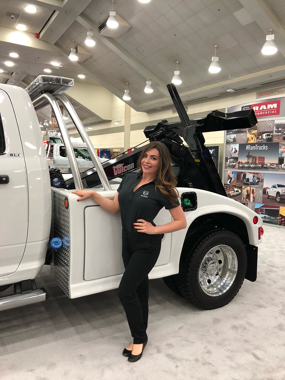 nationwide trade show models, nationwide trade show staffing