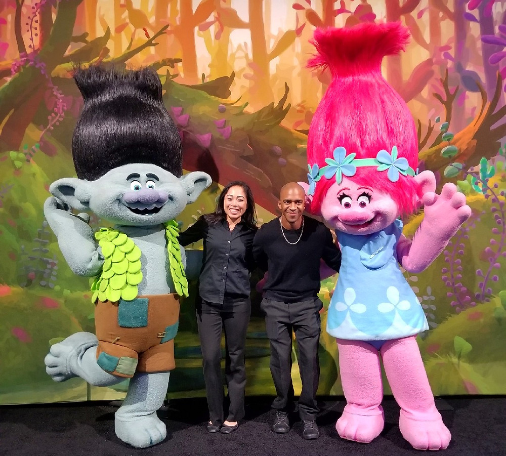 Las Vegas costume characters, las vegas talent handlers, Las Vegas event talent, las vegas event staffing