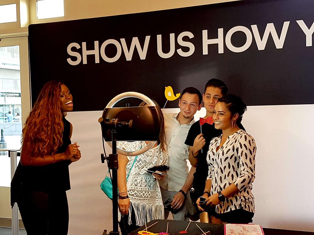 dallas event staffing, dallas promotional staff, dallas brand ambassadors