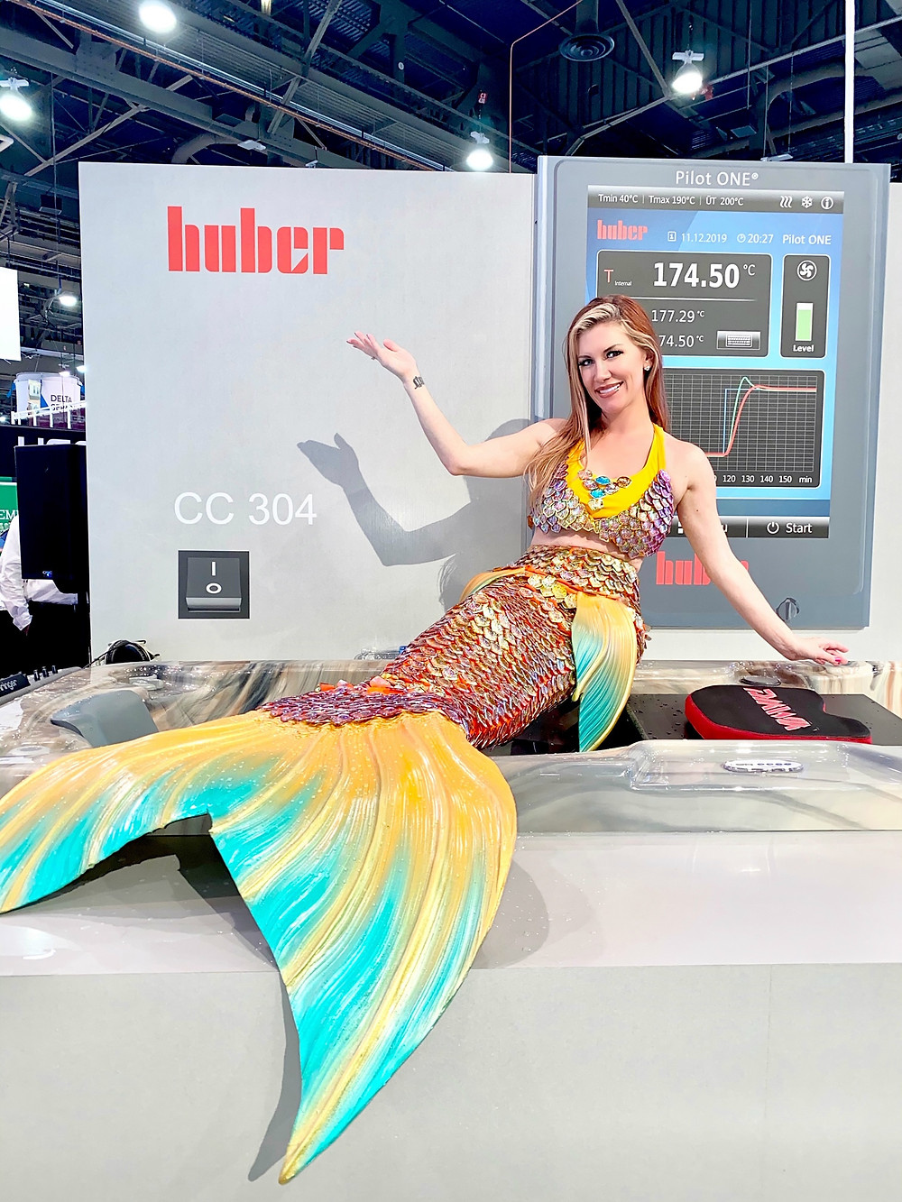 Las Vegas mermaid, Las Vegas costume character, Las Vegas models and talent, Las Vegas trade show talent, Las Vegas convention models, Las Vegas promo staff, Las Vegas brand ambassadors
