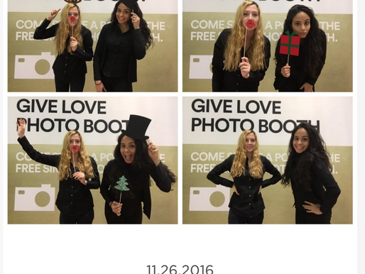 south shore plaza | holiday photo booth