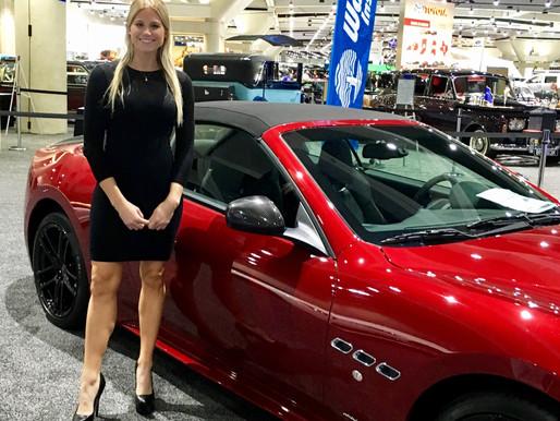 ferrari & maserati of san diego | san diego international auto show