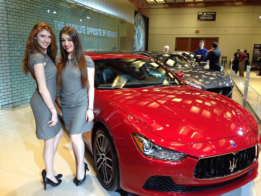 toronto auto show models