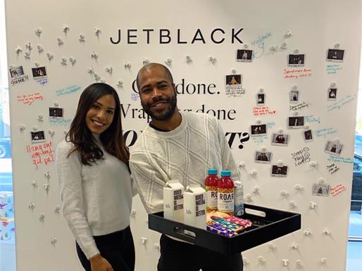 Jetblack | Holiday Pop-Up