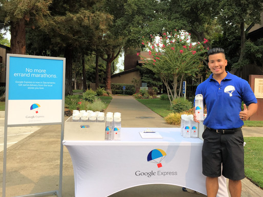 google express | residential drops