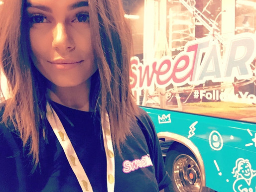 sweetarts | vidcon 2016